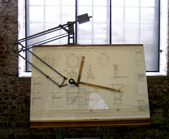 Architecture Drawing Table what is technical drawing, descriptive geometry, projective
