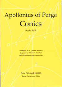 an introduction to the history of apollonius of perga Apollonius of perga: treatise on conic sections with introductions including an essay on earlier history on the subject by apollonius of perga and a great selection of similar used, new and.