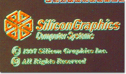 sgi logo on chip