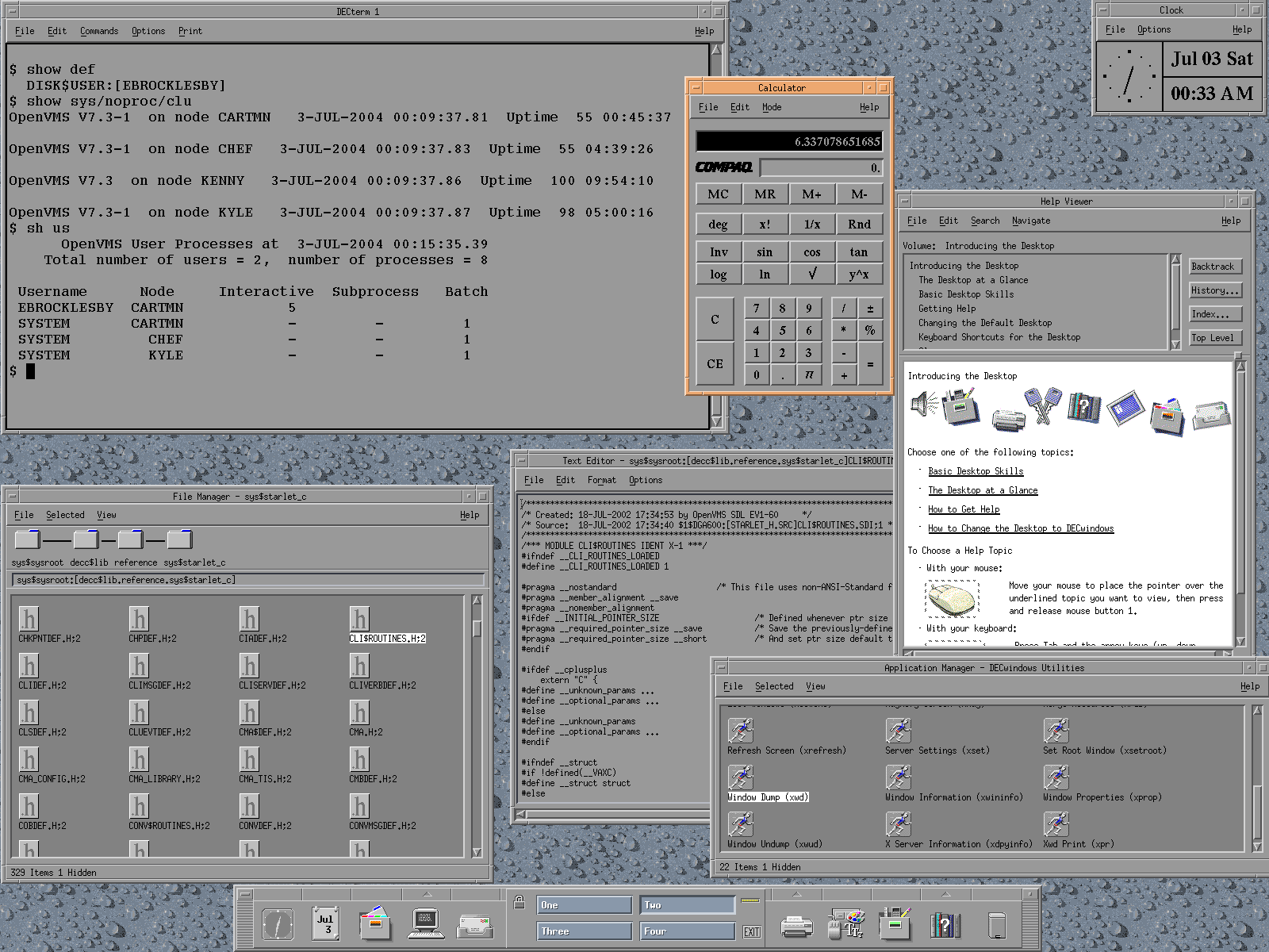 DECwindows-openvms-v7.3-1