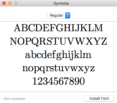 Download Free Unicode Fonts