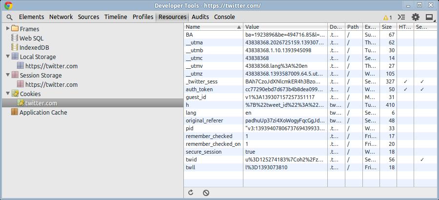 write a program for javascript cookies