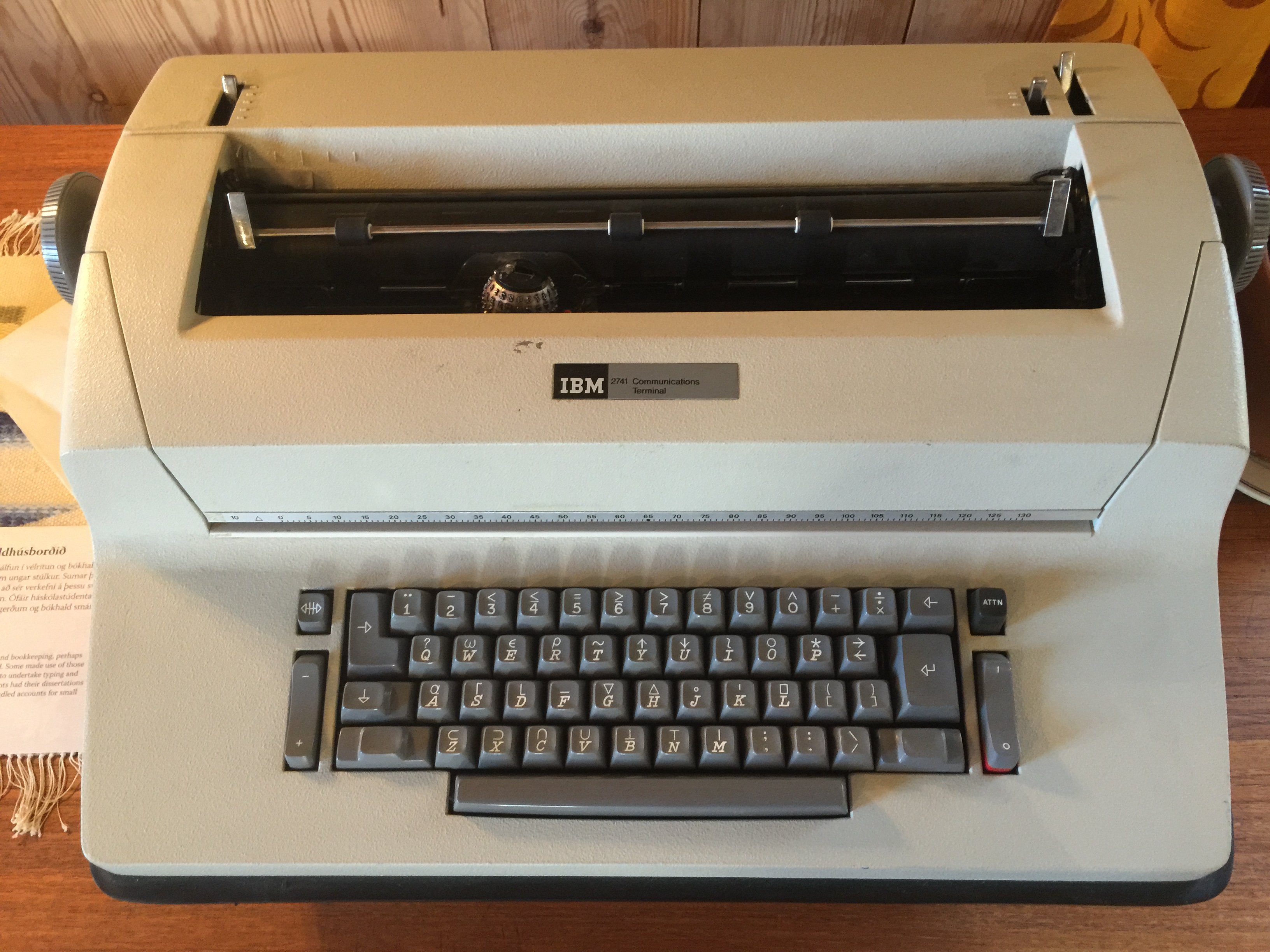 Control Key and Capslock Key Positions in Old Keyboards