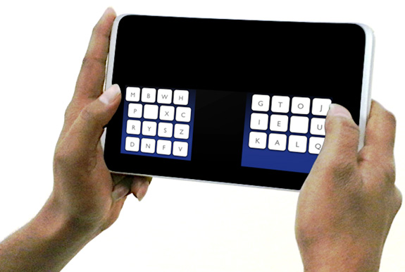 KALQ keyboard layout