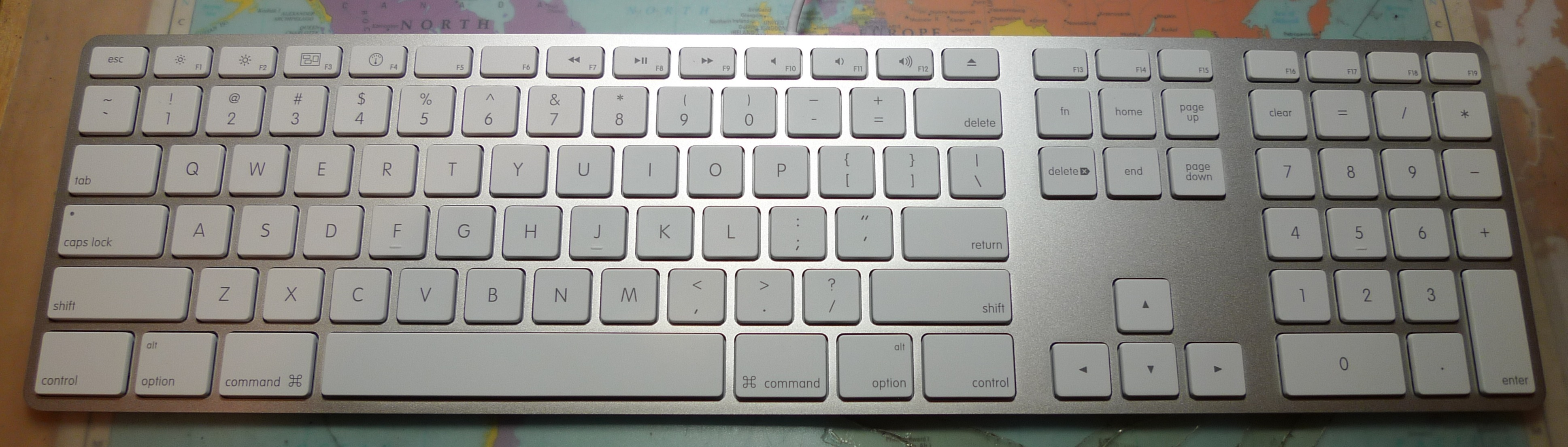 Apple keyboards for Window keyboard