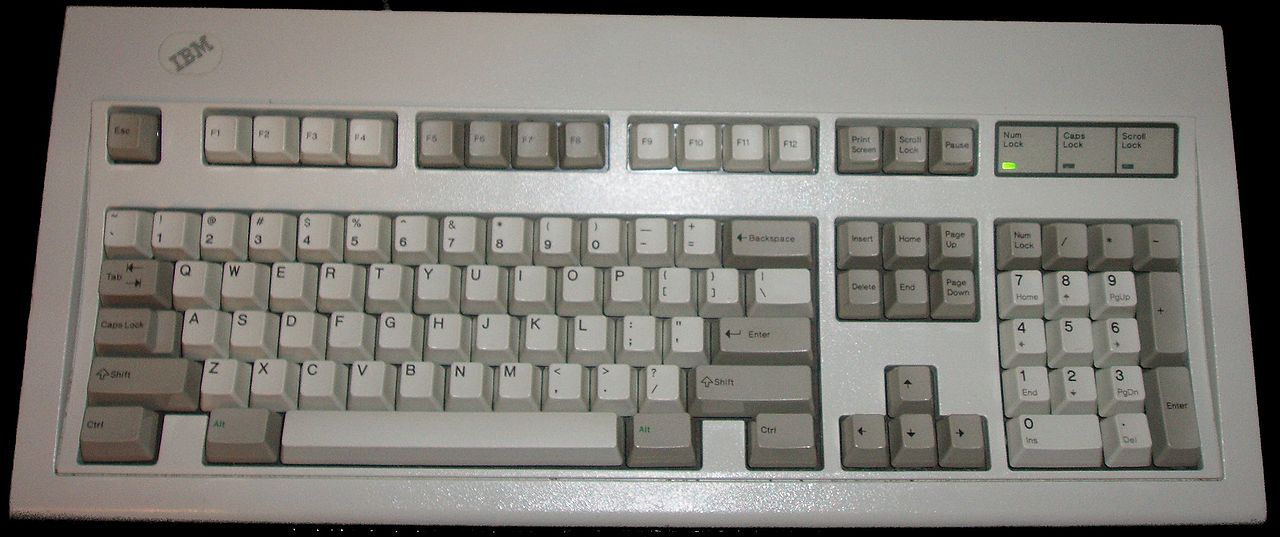 Evolution of Laptop Keyboards, No More Page Up/Down Keys!