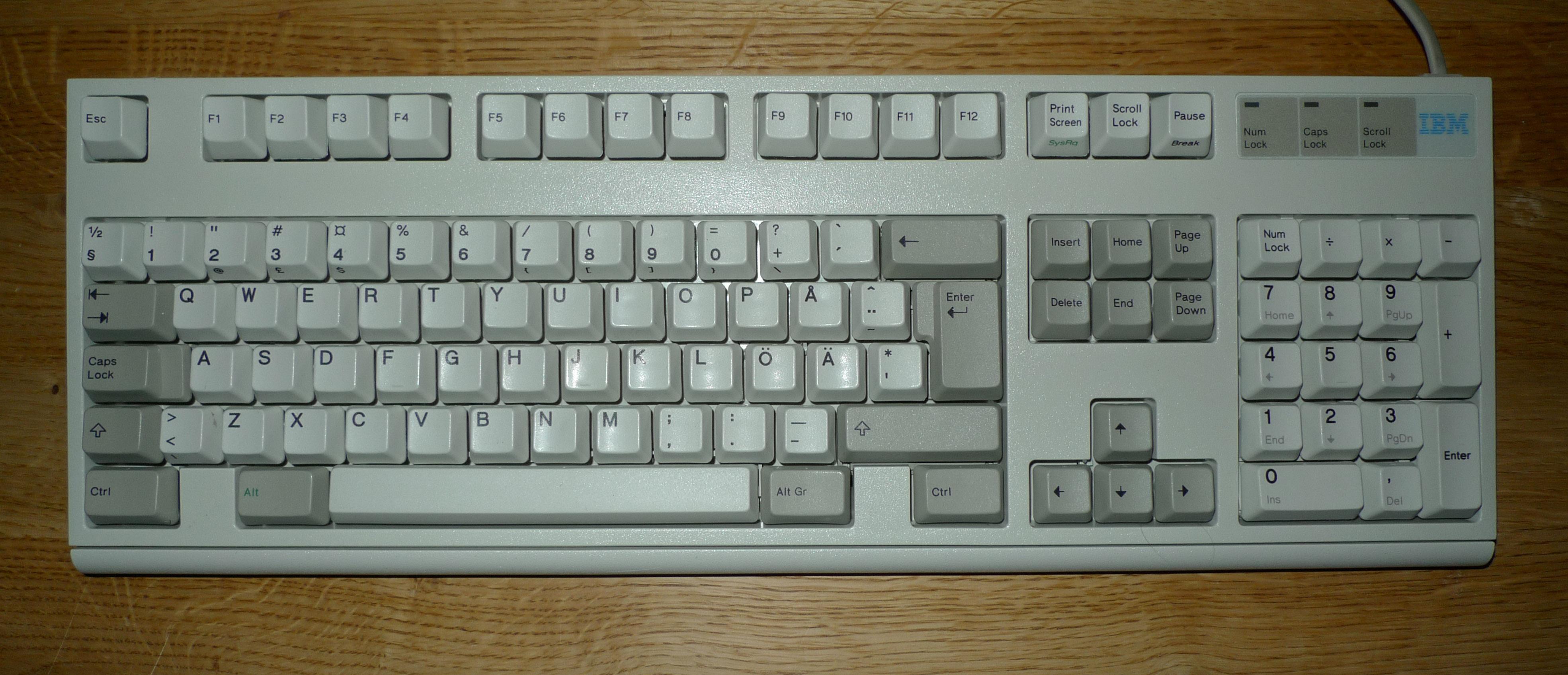 IBM Model M keyboard, Unicomp