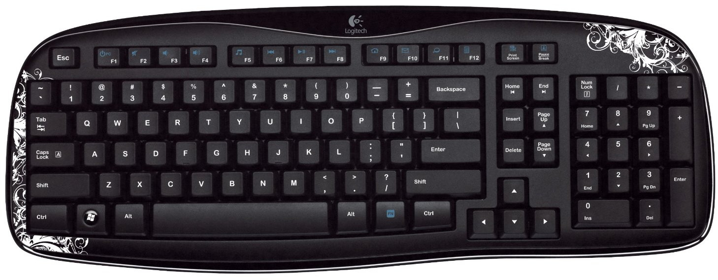 how to connect logitech keyboard
