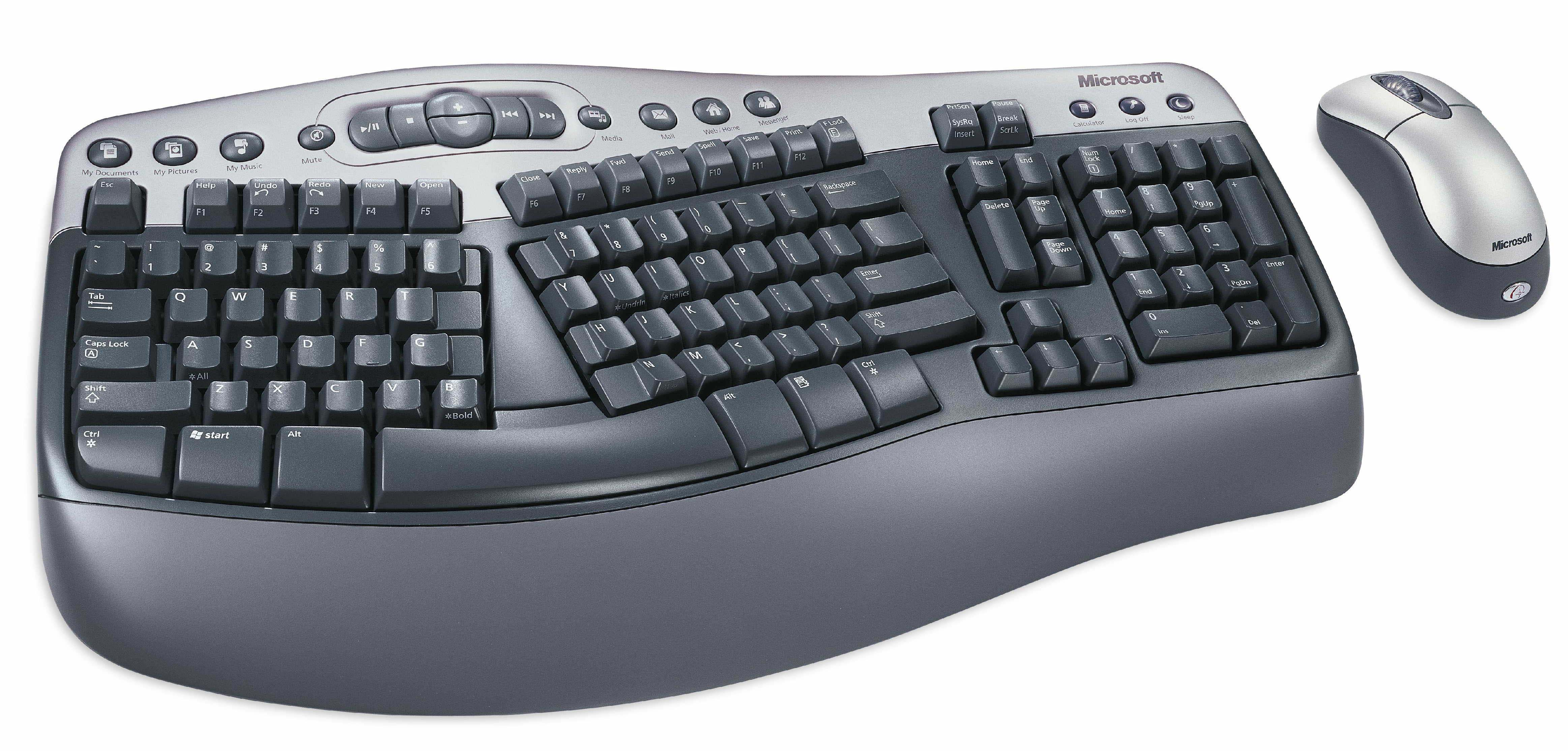 6b7676369de Microsoft Natural Multimedia keyboard 62725 s 4651×2227 ...