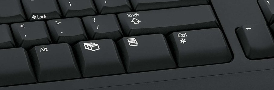 Microsoft digital media keyboard Flip3D key