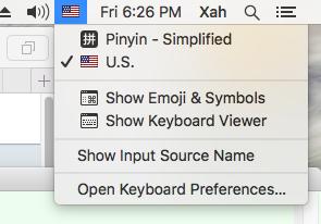Mac Keyboard Viewer and Unicode