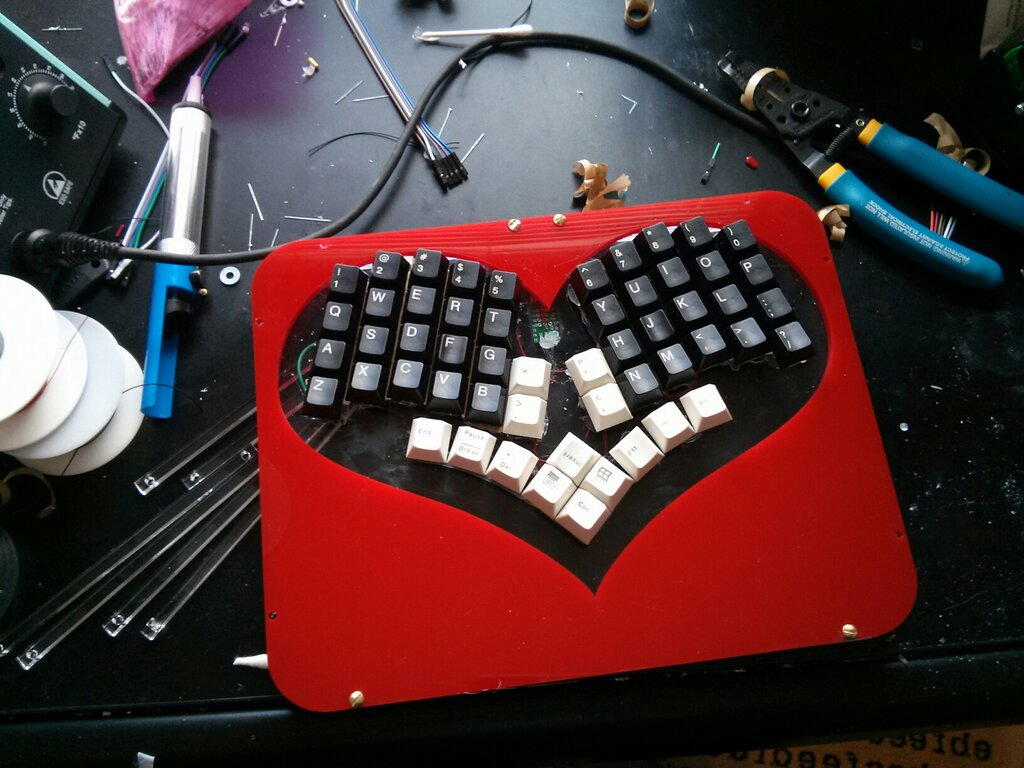 mark5 heart keyboard jesse 2013-04-19