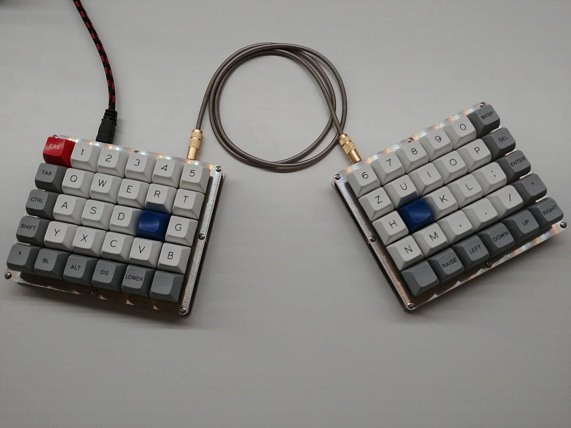 Nyquist Keyboard