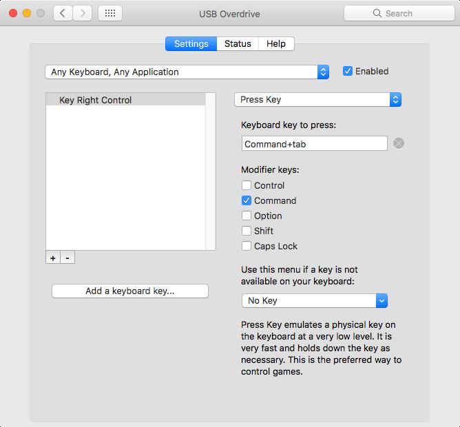 Mac Keyboard Tools