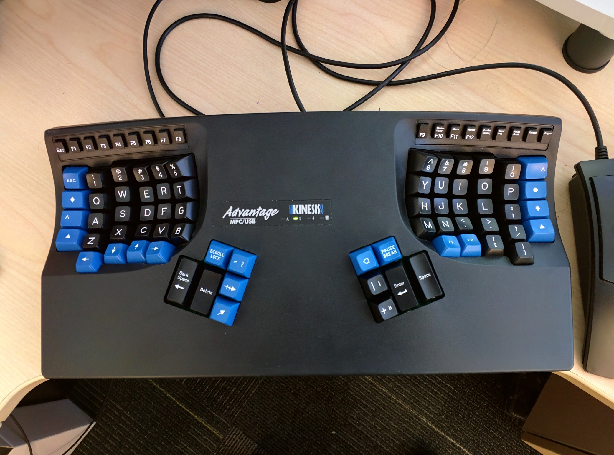 Modern Selectric Keycaps