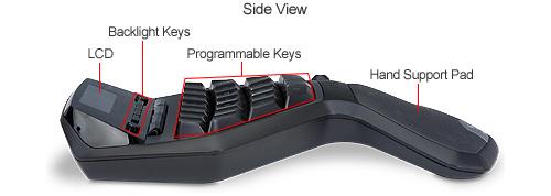Logitech G13 Gaming Keypad Review