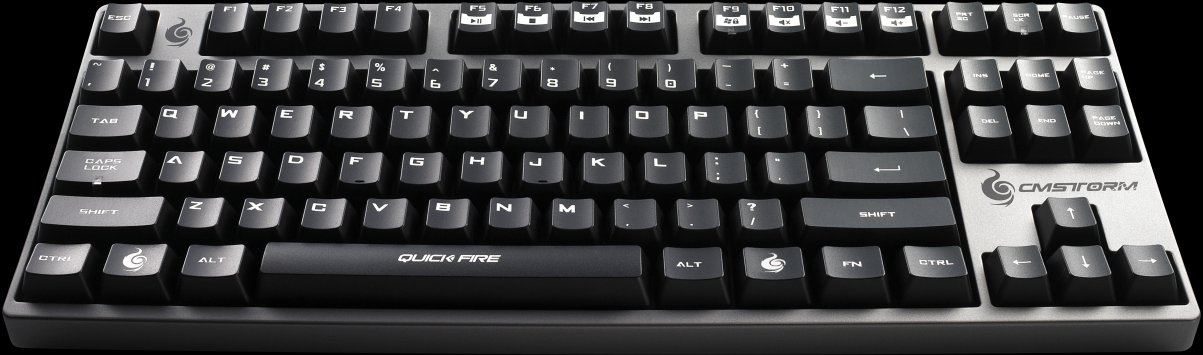 Cooler Master Storm QuickFire Rapid Keyboard SGK-4000-GKCL1-US