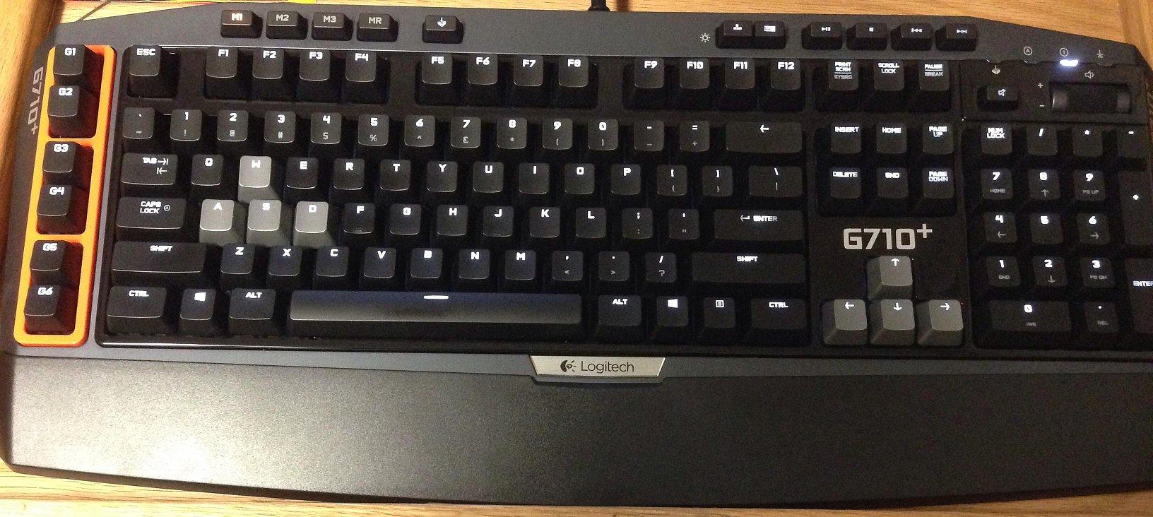 Logitech G710+ Mechanical Keyboard