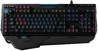 logitech g910 keyboard 12 02457