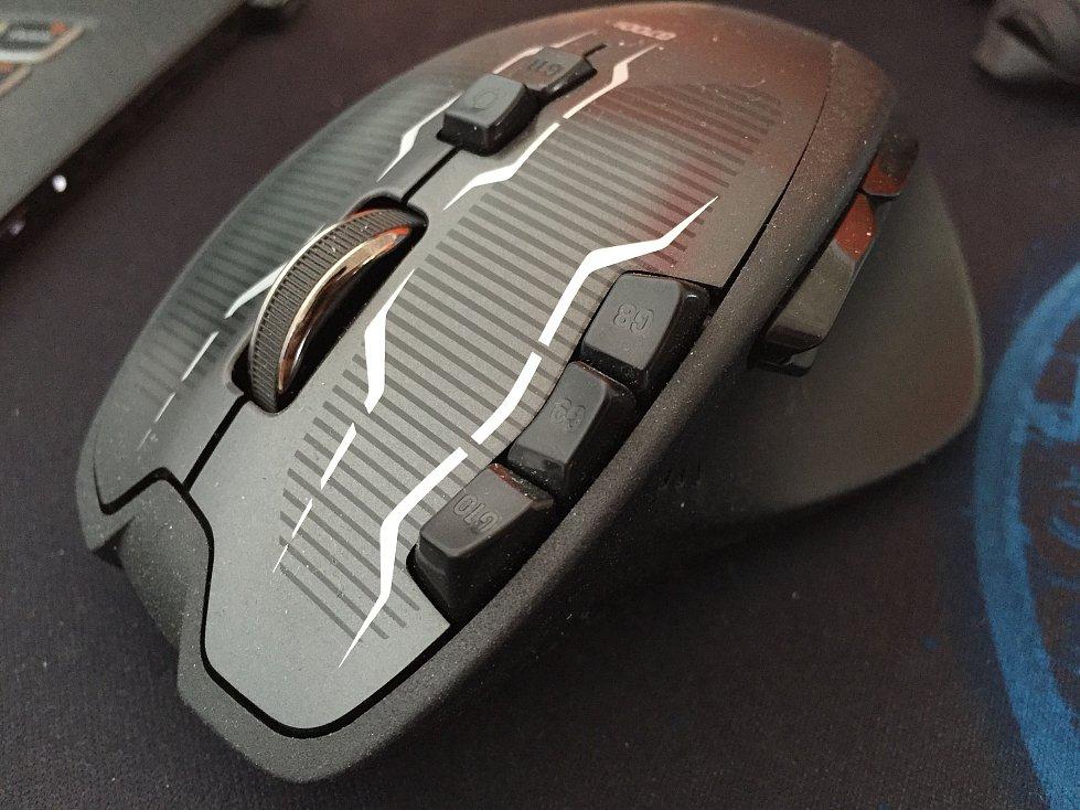 Logitech G700s Mouse Review