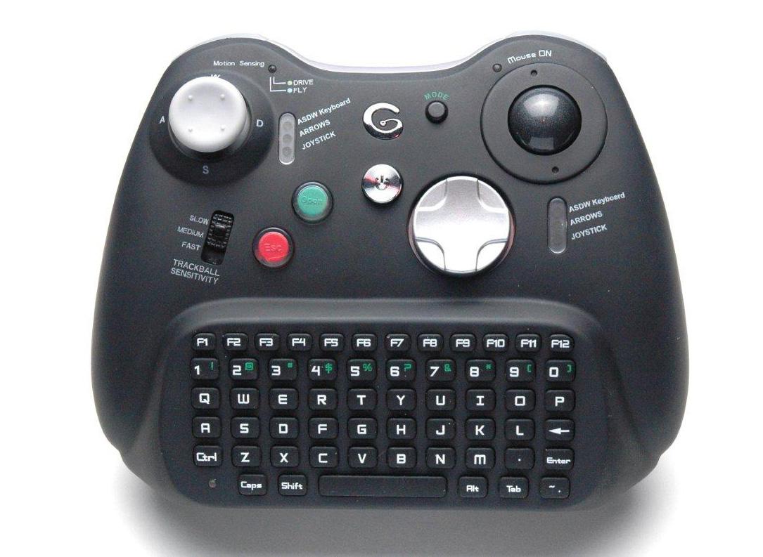 Igugu Controller With Trackball