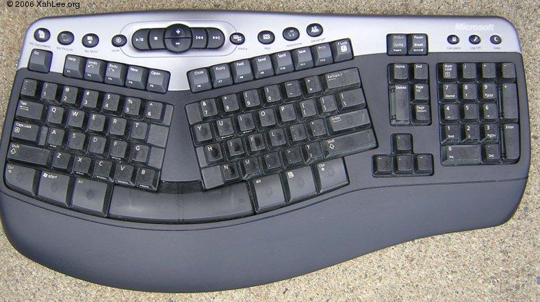 4029e85af54 Microsoft Natural Multimedia keyboard Microsoft Wireless Natural Multimedia  keyboard