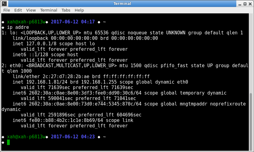 Linux: Networking Commands