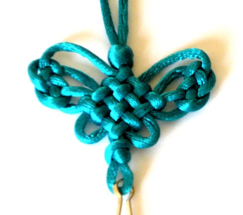 Chinese butterfly knot