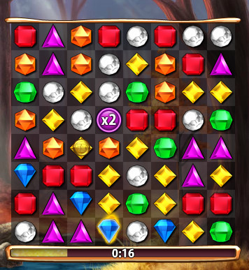 bejeweled multiplier gem