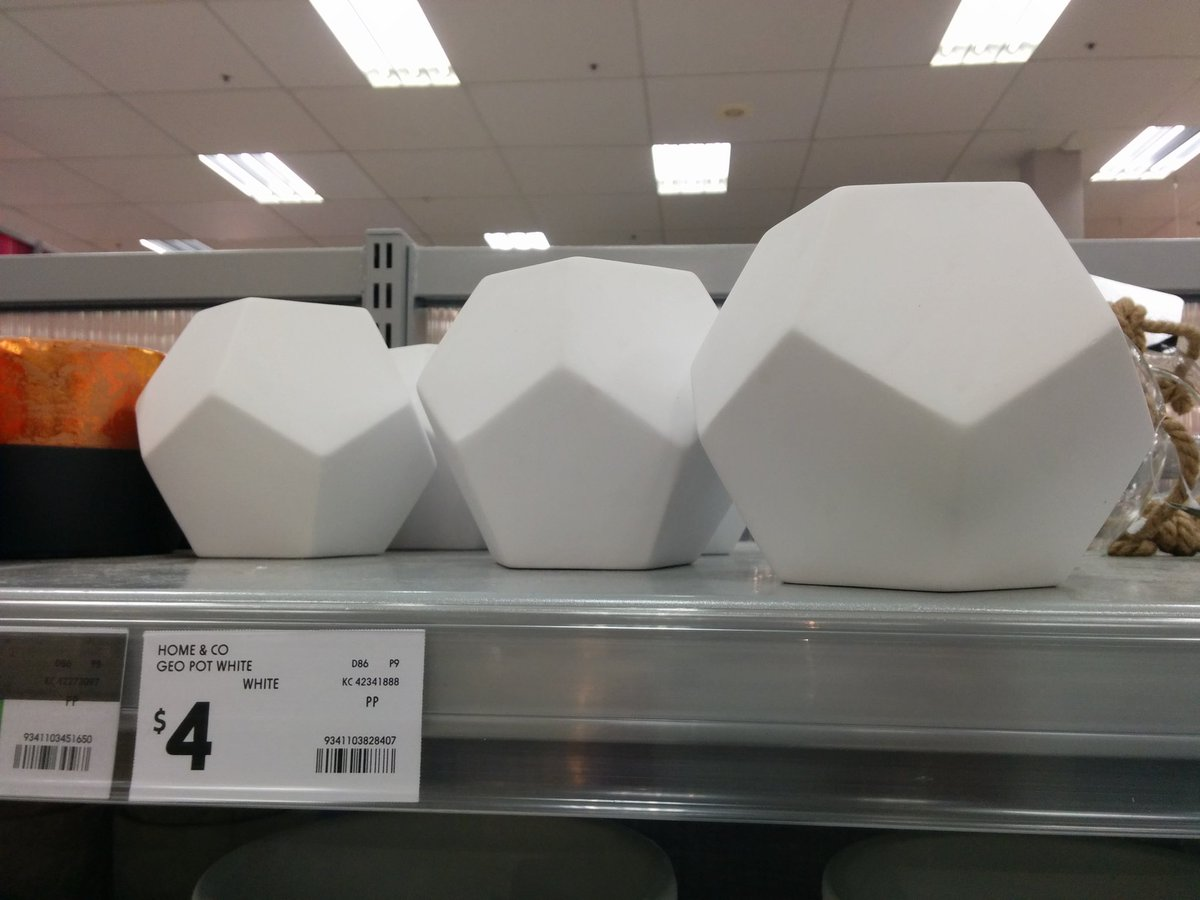 Dodecahedron At KMart 2016 07