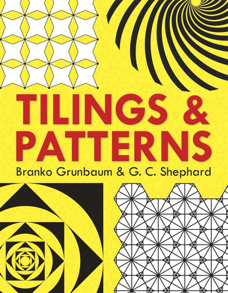 Reading Notes On Tilings And Patterns Awesome Pattern Definition Math