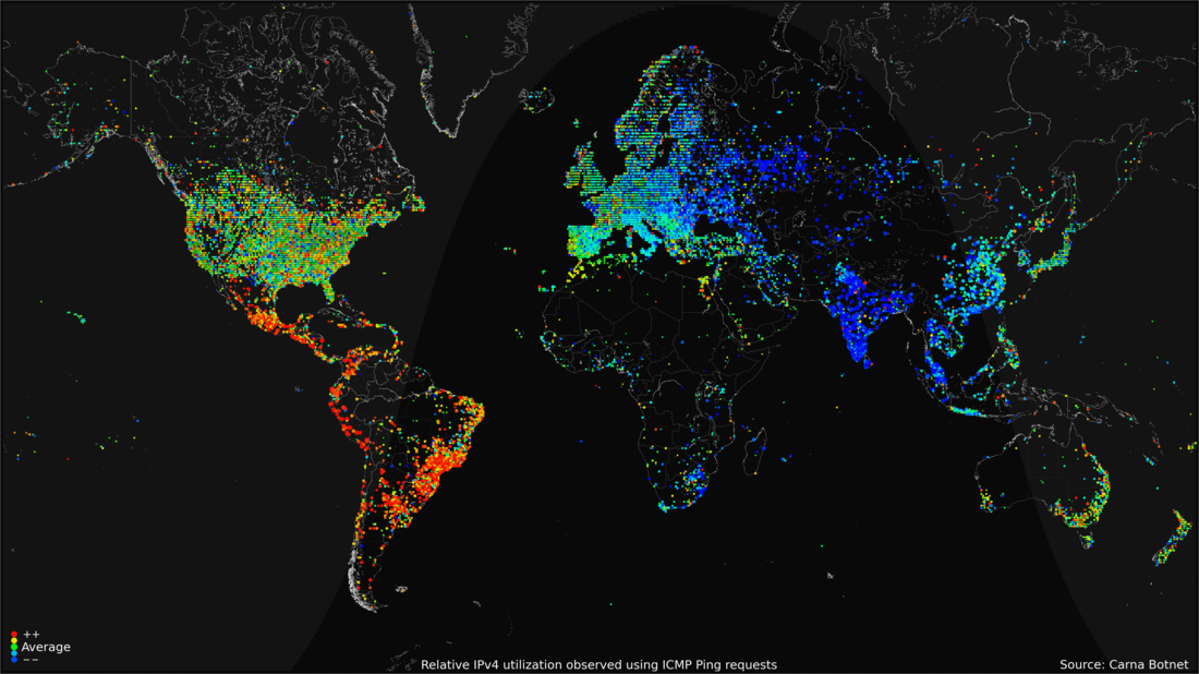 internet usage day cycle map 000
